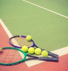 Le tennis principale