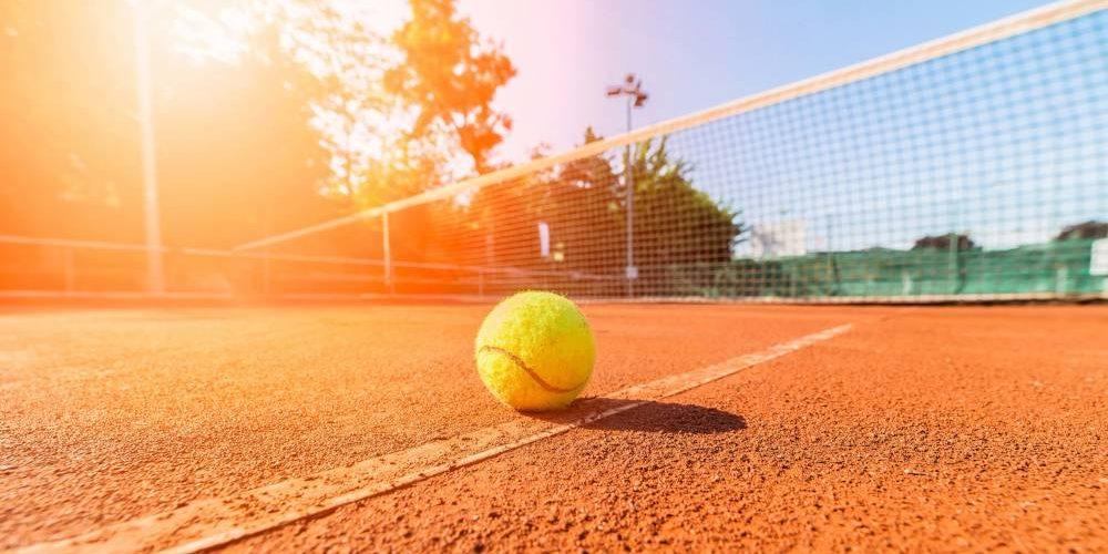 Les sacs de tennis principale