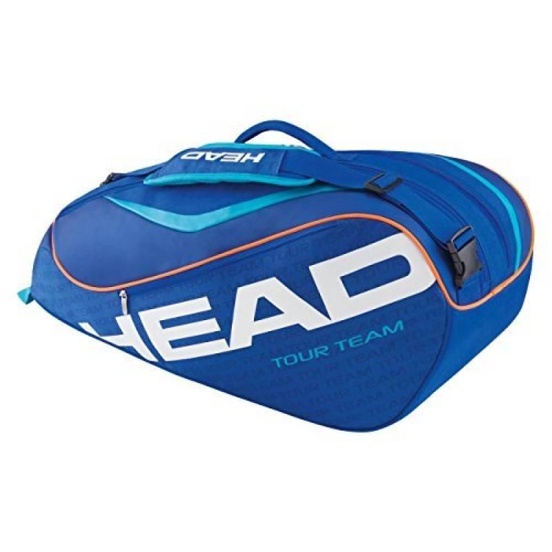 Head Tour Team Sac de 6 raquettes de tennis de la marque HEAD TOP 2 image 0 produit