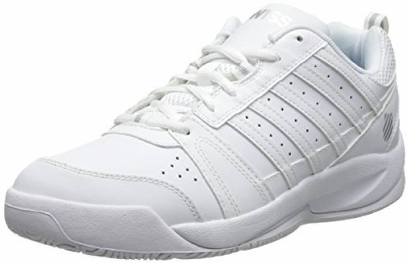 K-Swiss Performance Ks Tfw Vendy Ii-white/Silver-m, Baskets de tennis femme de la marque K-Swiss Performance TOP 3 image 0 produit