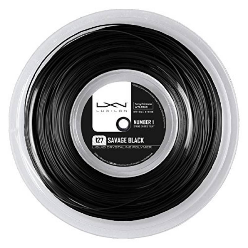 Luxilon - Savage 200m (1,27mm) de la marque Wilson TOP 5 image 0 produit