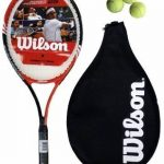 Wilson Federer 25 Raquette de tennis avec 3 balles RRP de la marque HEAD TOP 2 image 0 produit