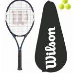 Wilson Grand Slam XL pour adulte Bleu/Youth Raquette de tennis + 3balles de tennis 50L3 de la marque Wilson TOP 5 image 0 produit