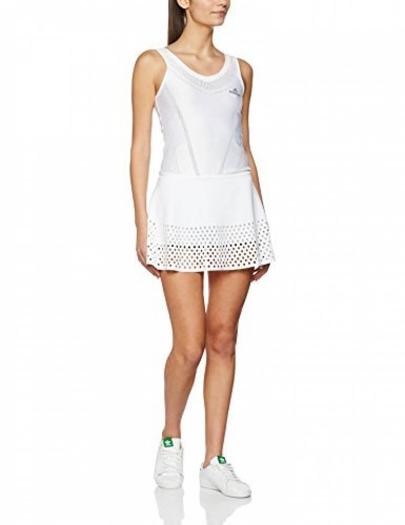adidas Dress - Robe pour Femme, couleur Blanc, taille de la marque adidas TOP 11 image 0 produit