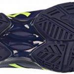 Asics Gel-Solution Speed 3, Chaussures de Tennis Homme, Bleu Foncé/Jaune de la marque Asics TOP 12 image 3 produit