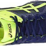 Asics Gel-Solution Speed 3, Chaussures de Tennis Homme, Bleu Foncé/Jaune de la marque Asics TOP 12 image 4 produit