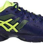 Asics Gel-Solution Speed 3, Chaussures de Tennis Homme, Bleu Foncé/Jaune de la marque Asics TOP 12 image 5 produit