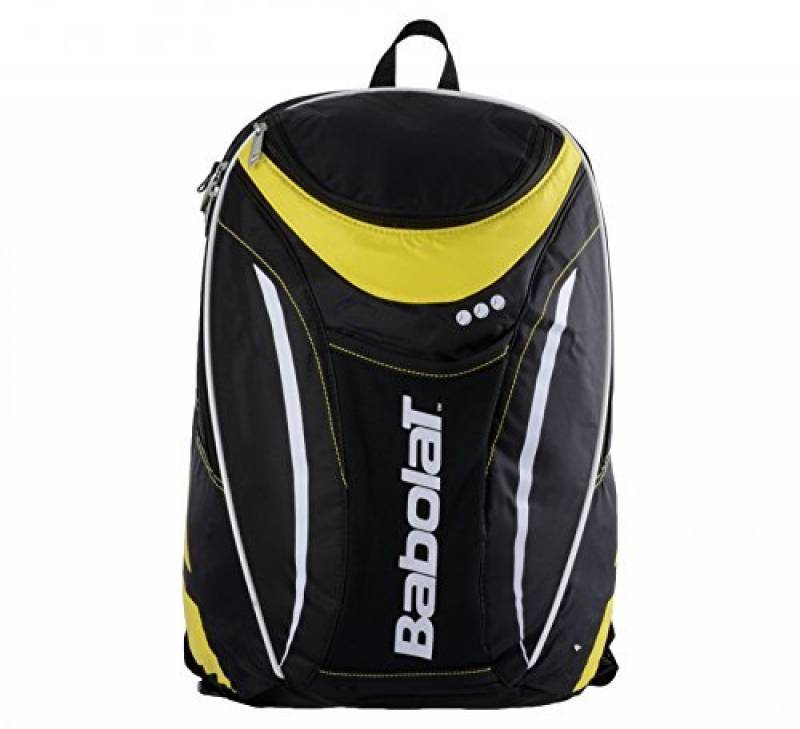 Babolat Backpack club yellow de la marque Babolat TOP 8 image 0 produit