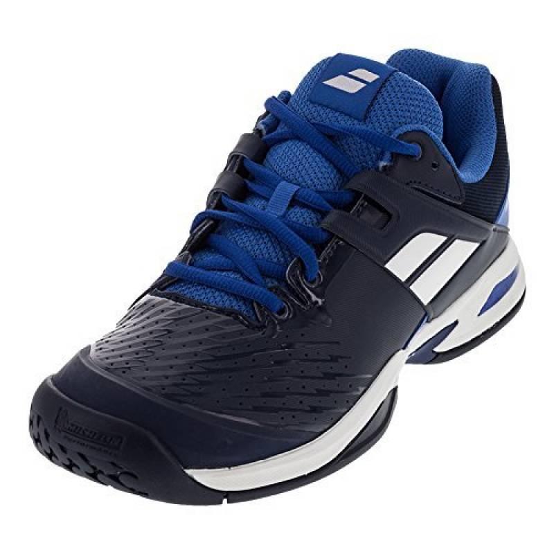 Babolat , Chaussures de tennis pour garçon bleu bleu foncé de la marque Babolat TOP 7 image 0 produit