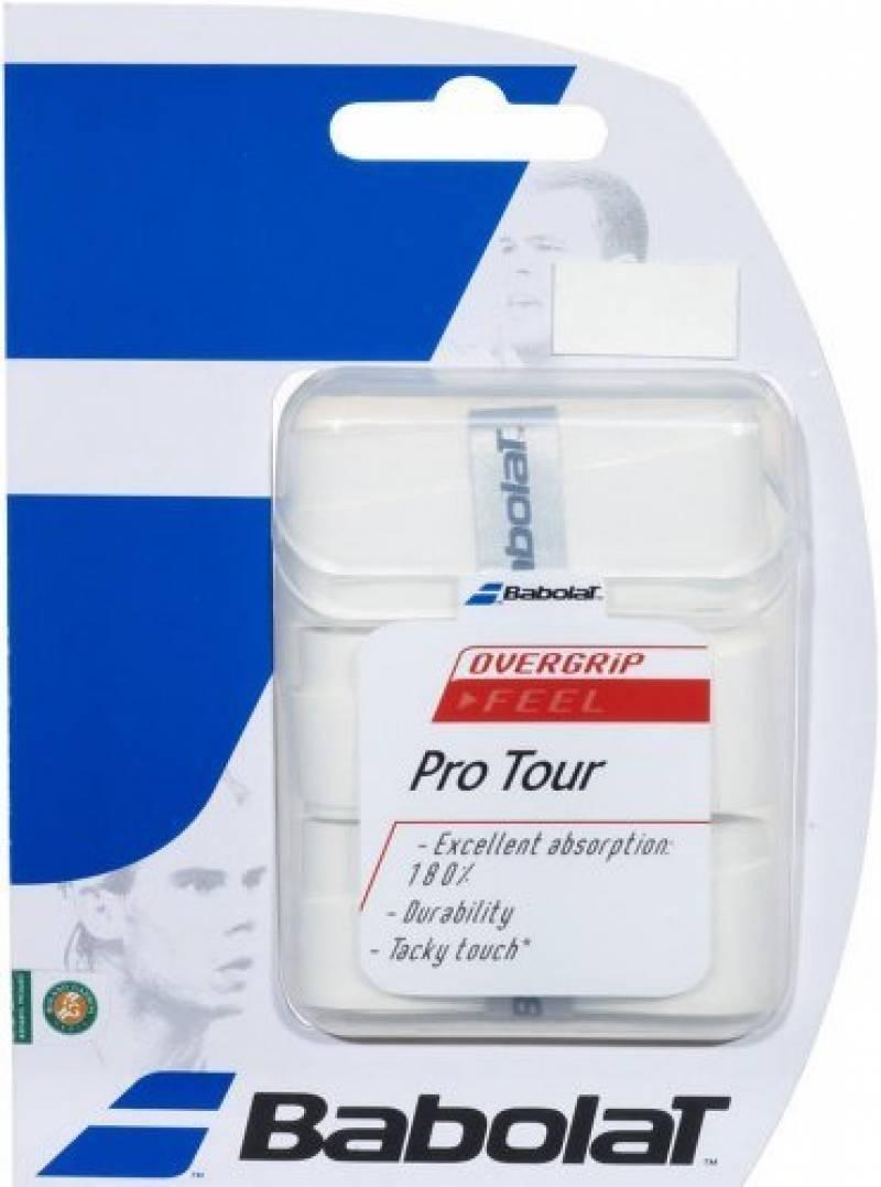 Babolat overgrip pro tour-lot de 3-jaune de la marque Babolat TOP 3 image 0 produit