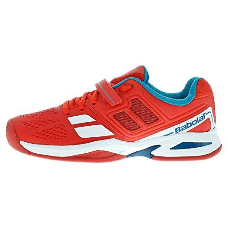 Babolat - Propulse bpm jr rouge - Chaussures tennis de la marque Babolat TOP 3 image 0 produit