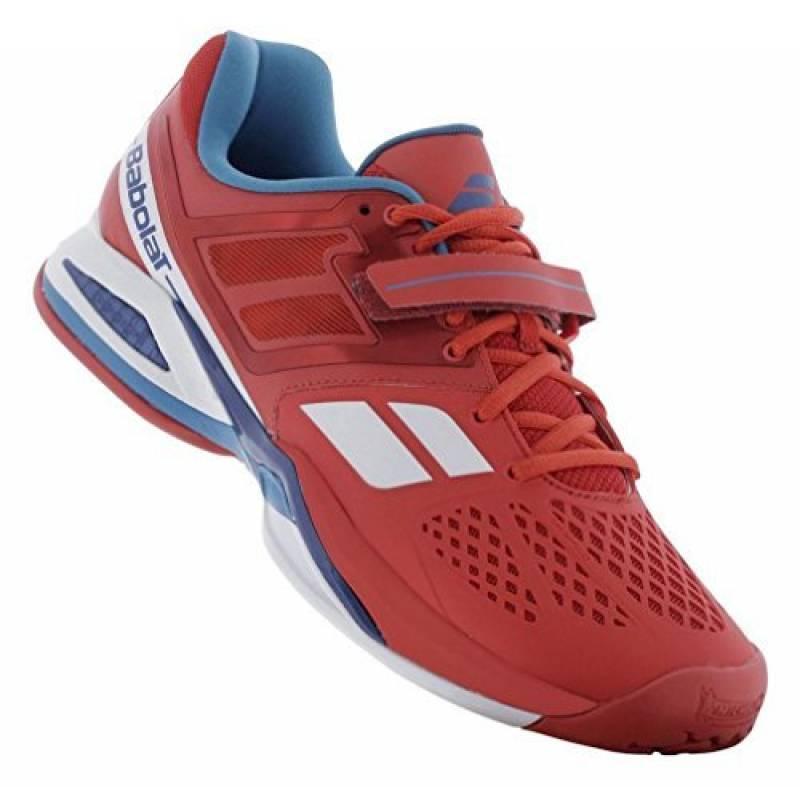Babolat - Propulse bpm rouge - Chaussures tennis de la marque Babolat TOP 10 image 0 produit