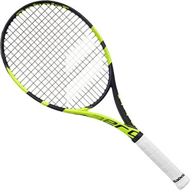 Babolat Pure Aero Team Strung NC raquettes de Tennis, Homme, Homme, Pure Aero Team Strung NC de la marque Babolat TOP 1 image 0 produit