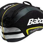 BABOLAT Team Line 6 Housse de Raquette, Noir/Jaune de la marque Babolat TOP 13 image 1 produit