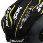 BABOLAT Team Line 6 Housse de Raquette, Noir/Jaune de la marque Babolat TOP 13 image 3 produit