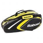 BABOLAT X6 Club Line Sac pour raquettes de tennis de la marque Babolat TOP 12 image 0 produit