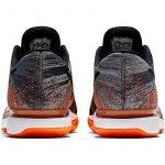 Chaussure Nike Zoom Vapor Flyknit Gris Orange Été 2017 - 45 de la marque Nike TOP 4 image 3 produit