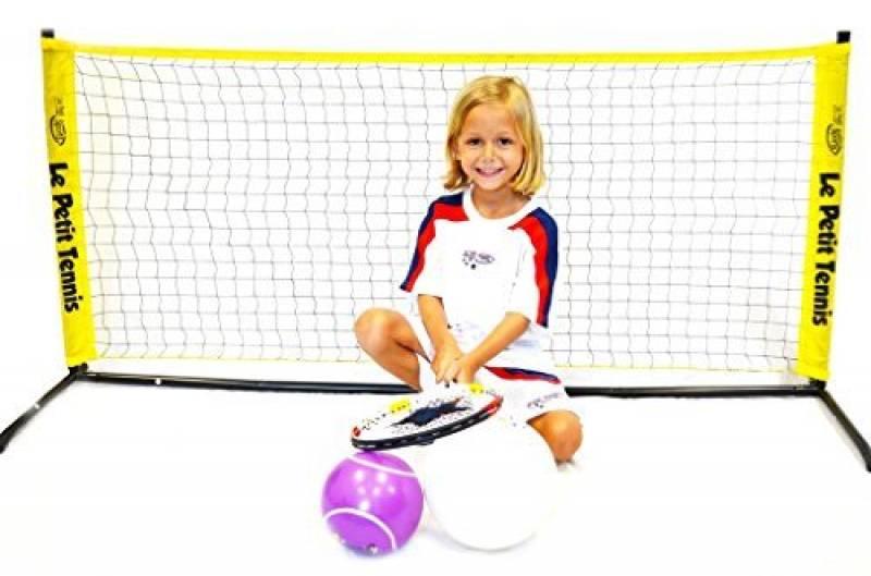 2334f873e5c03 Filet Portable de Mini Tennis de 1.5 mètres - Le Petit Tennis pour enfant  (5FT