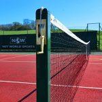 Filet tennis double, 2 mm, 12,8 m (42 pieds), poids 4 kg [Net World Sports] de la marque EuroMarkt TOP 4 image 0 produit