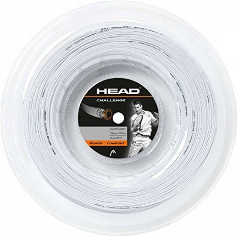 Head Challenge 200m 1.30mm Cordage pour raquette de tennis de la marque HEAD TOP 7 image 0 produit