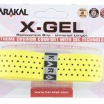 Karakal X-Gel Grip de rechange pour raquette de tennis badminton Squash – de la marque Karakal TOP 2 image 0 produit