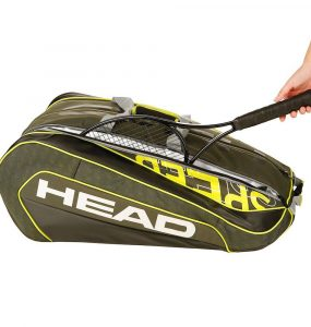 L'équipement de tennis principale