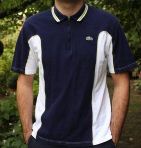 L'uniforme de tennis – le polo principale