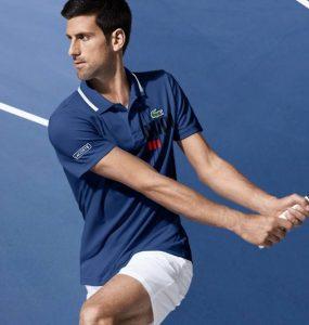 Lacoste et le tennis – des destins liés principale