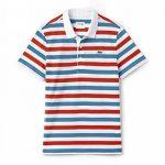 Lacoste Men's Sport Men's Striped Polo 100% Cotton de la marque Lacoste TOP 4 image 0 produit