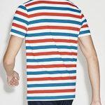 Lacoste Men's Sport Men's Striped Polo 100% Cotton de la marque Lacoste TOP 4 image 1 produit