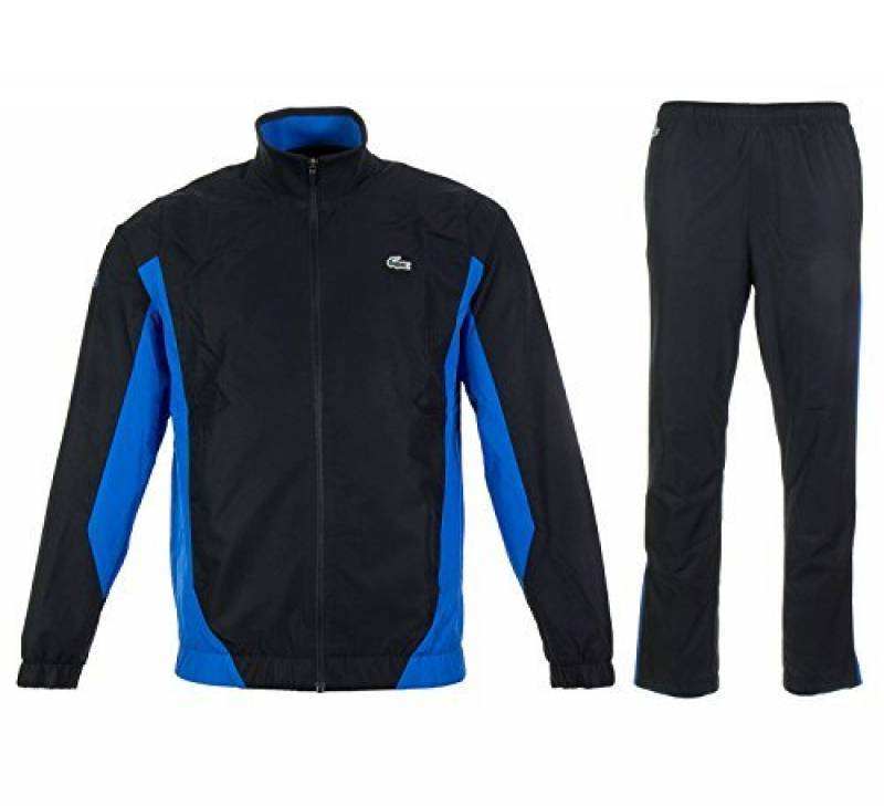 Lacoste Men's Sport Tennis bicolore Tracksuit de la marque Lacoste TOP 13 image 0 produit