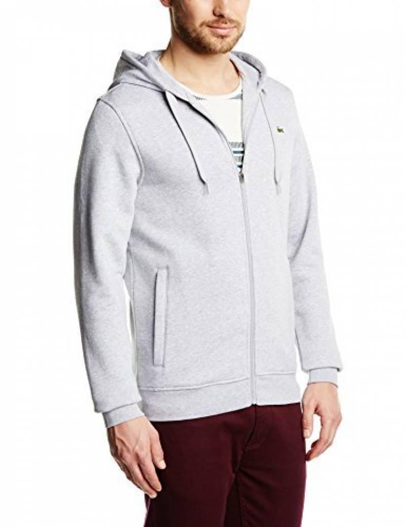 Lacoste Zip Hoodie, Sweat-Shirt àCapuche Homme de la marque Lacoste TOP 1 image 0 produit