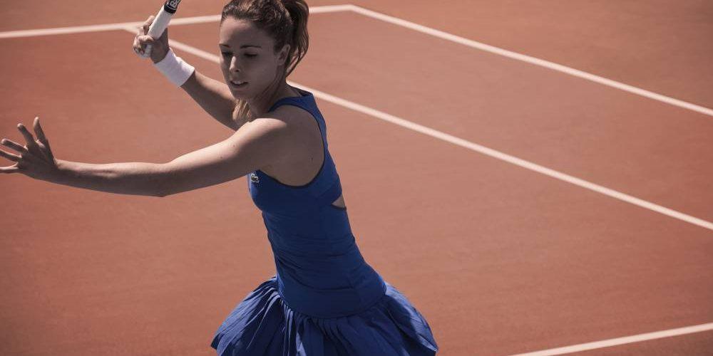 Les robes pour le tennis principale