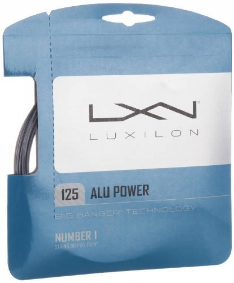 Luxilon Alu Power 1,25 silver 12,2m de la marque Wilson TOP 12 image 0 produit