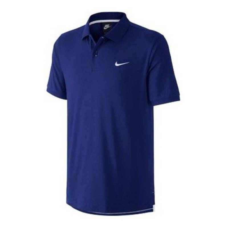NIKE Polo de matchup Jersey, profond de bleu de la marque Nike TOP 13 image 0 produit
