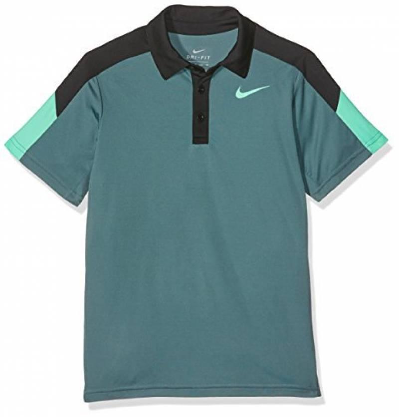 Nike team court SS YTH–Polo à manches courtes pour enfant de la marque Nike TOP 4 image 0 produit