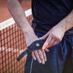 Pack de 2 Coudières Premium avec coussinets de compression - Soutien et Soulagement de la douleur pour Golf et Tennis (Qualité Médical) - Waterproof et design m TOP 3 image 3 produit