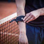 Pack de 2 Coudières Premium avec coussinets de compression - Soutien et Soulagement de la douleur pour Golf et Tennis (Qualité Médical) - Waterproof et design m TOP 3 image 4 produit