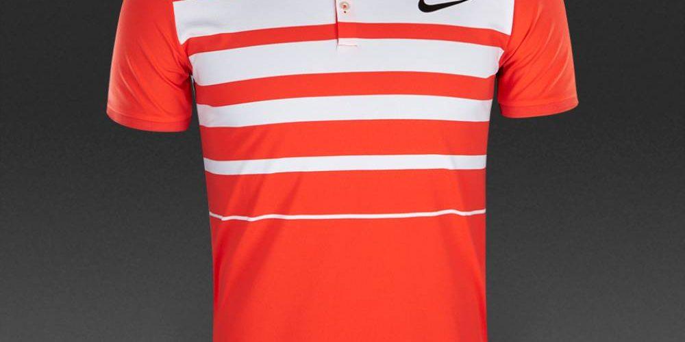 Polo de tennis de la marque Nike principale