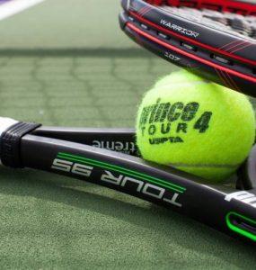 Prince, une marque royale pour le tennis principale