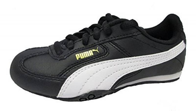 Puma Sonique Jr Noir-Blanc de la marque Puma TOP 11 image 0 produit