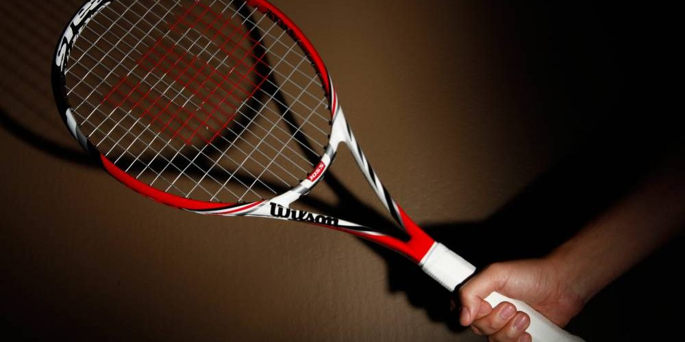 Raquette de tennis Wilson BLX principale