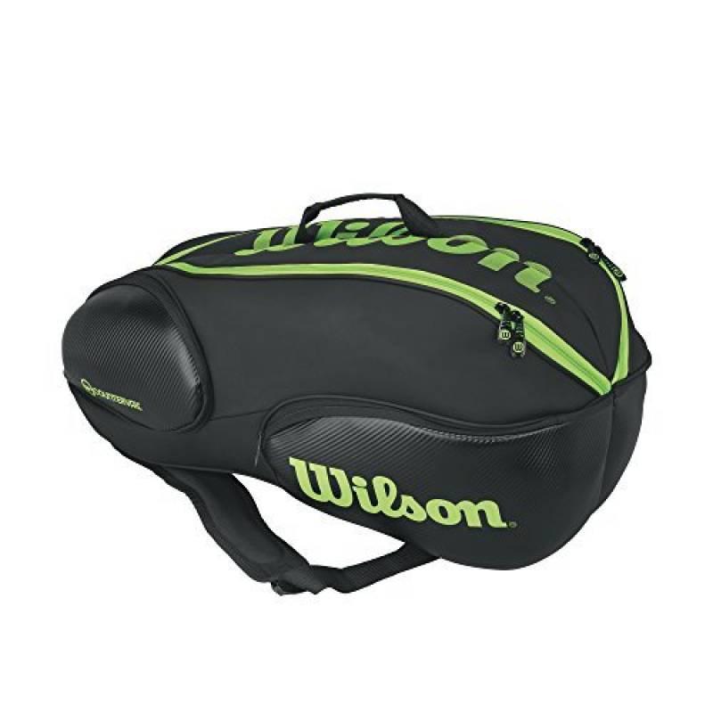 Wilson Blade 9 Sac à Tennis, Noir, Taille Unique de la marque Wilson TOP 10 image 0 produit