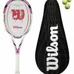 Wilson Envy 100L BLX Raquette de tennis + Housse + 3balles RRP £180P L1 de la marque Wilson TOP 13 image 0 produit