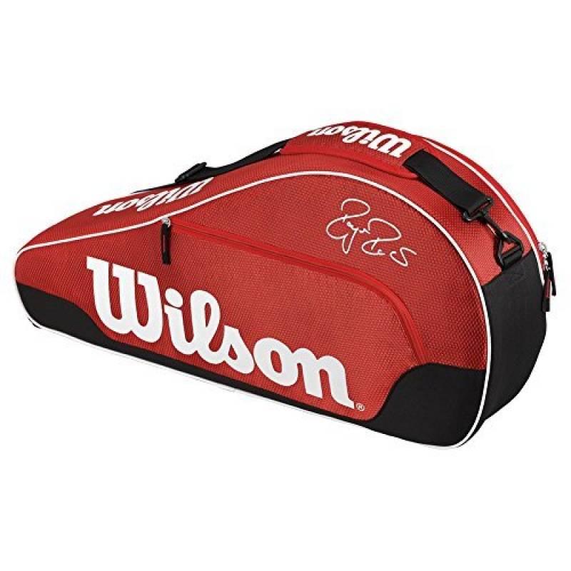 Wilson Federer Team III Triple de la marque Wilson TOP 12 image 0 produit