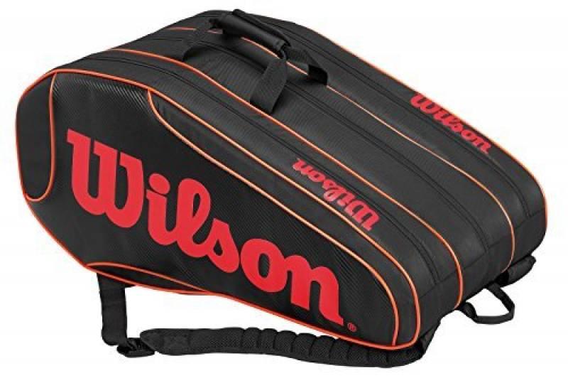 Wilson Housses Burn Team 12 Pack de la marque Wilson TOP 8 image 0 produit