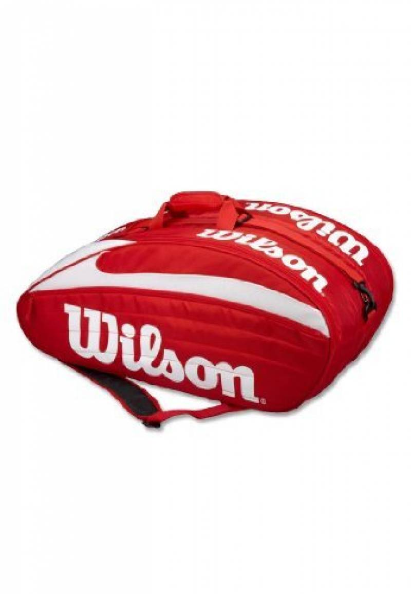Wilson IV Sac de tennis pour 12 raquettes de la marque Wilson TOP 3 image 0 produit