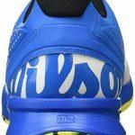 Wilson Kaos Comp Bl/Wh/Ye, Chaussures de Tennis Homme de la marque Wilson TOP 3 image 2 produit