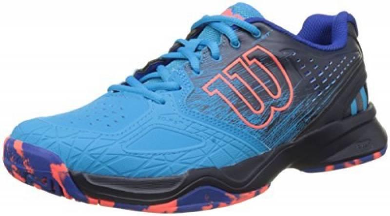 Wilson Kaos Comp Hawaiian O/Navy Blaze/Fie, Chaussures de Tennis Homme de la marque Wilson TOP 11 image 0 produit
