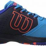 Wilson Kaos Comp Hawaiian O/Navy Blaze/Fie, Chaussures de Tennis Homme de la marque Wilson TOP 11 image 5 produit